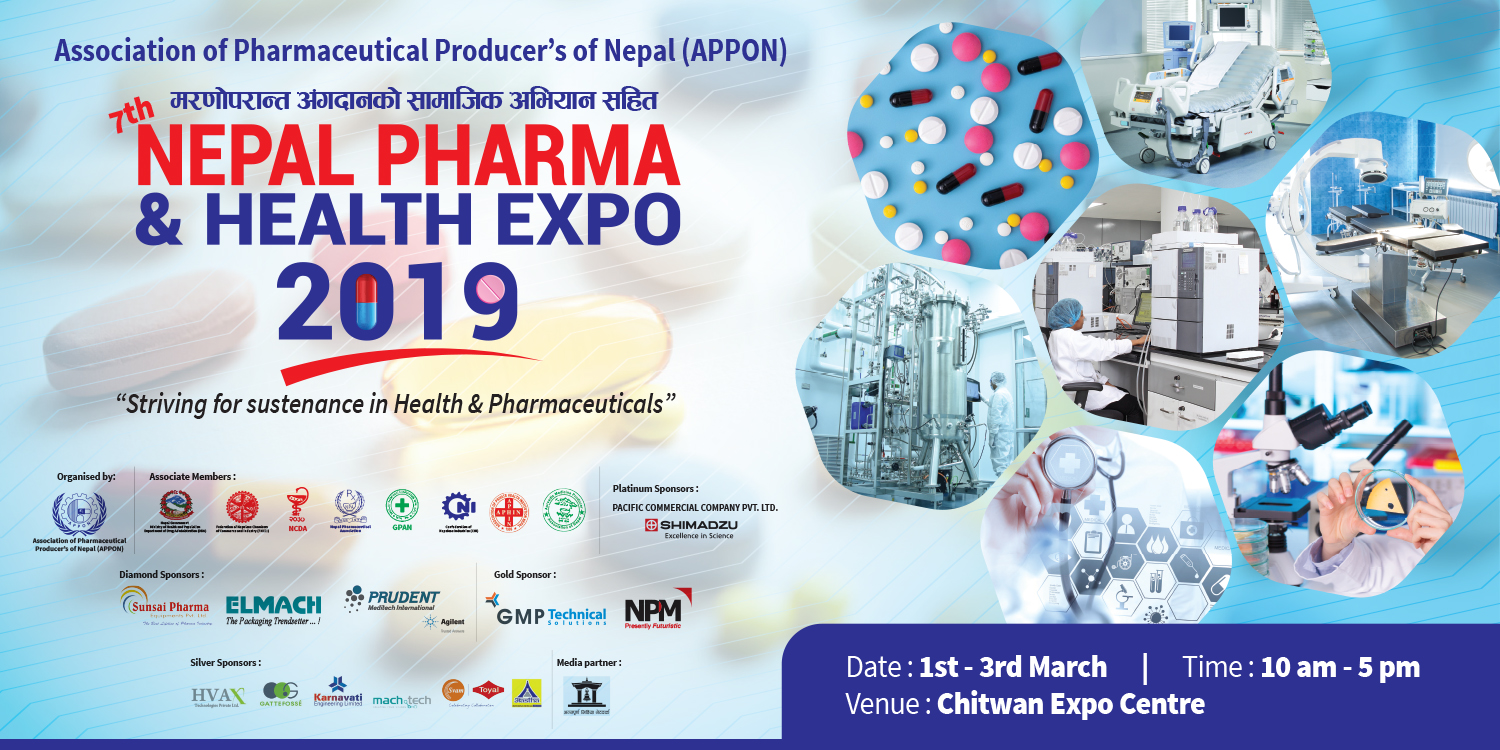 Nepal Pharma & Health Expo 2019